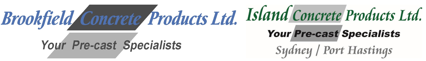 Brookfield Concrete Products Ltd