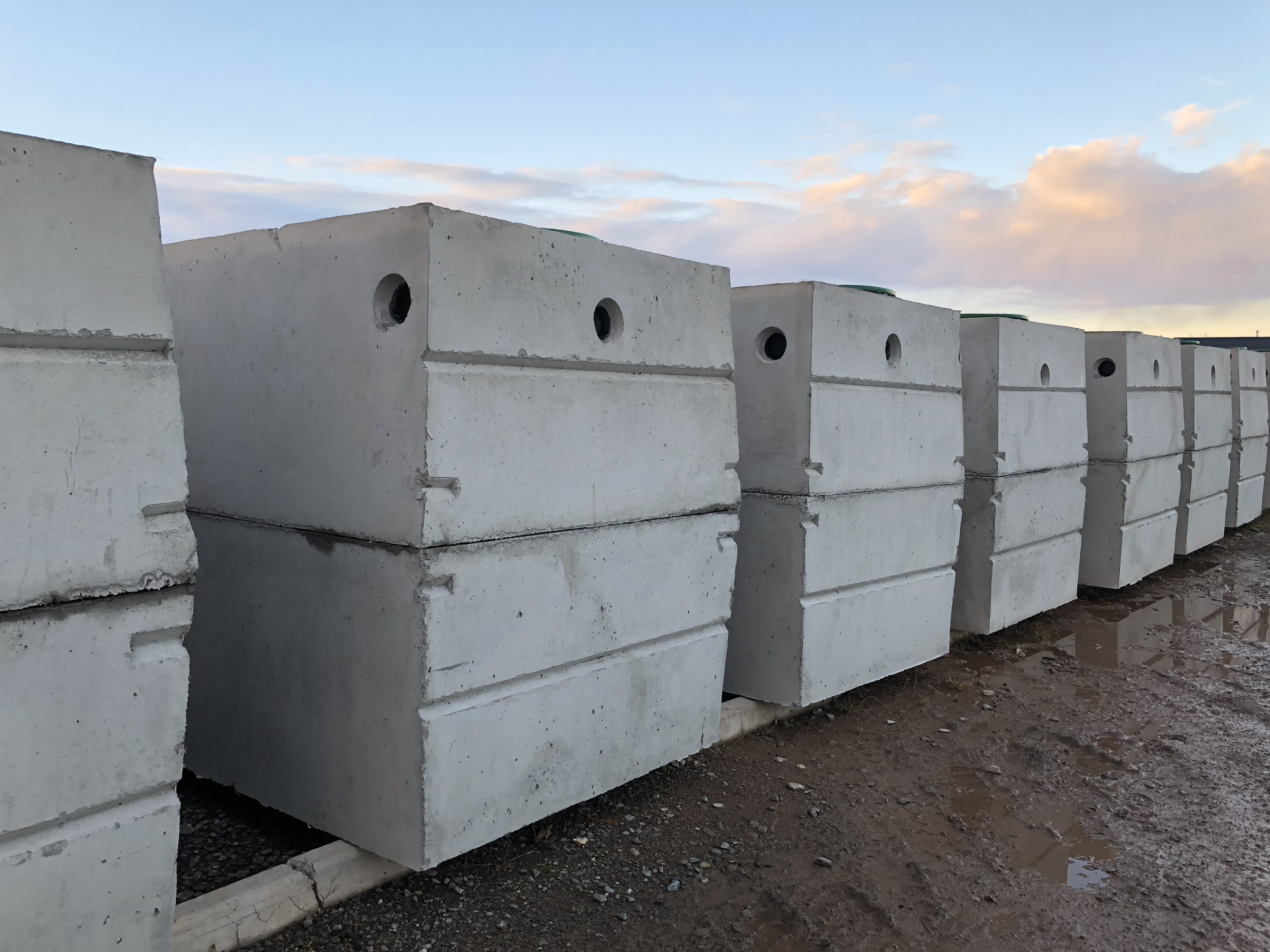 Septic Tanks and Accessories - Brookfield Concrete Products Ltd