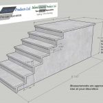 BCP- Side Entry-4 ft x 6 ft x 7 Step